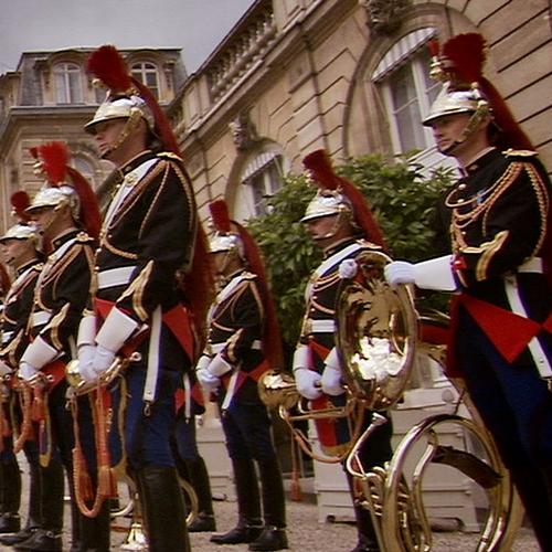 Elysée, Présidence de la République