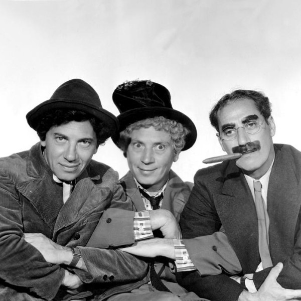 La folle histoire des Marx Brothers