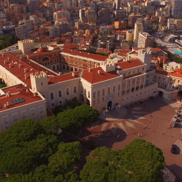 Monaco, au cœur du palais