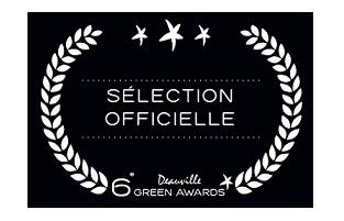 «LE ROMAN DE L'EAU – L'EAU ET SON HOMME» finaliste des Deauville Green Awards 2017